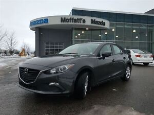2015 Mazda MAZDA3 GX-SKY BLUETOOTH, POWER PKG, AUTO, AIR