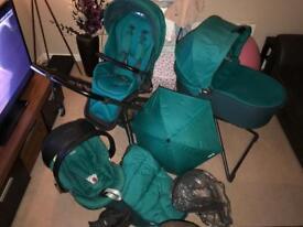 Mamas and papas mylo 2 travel system
