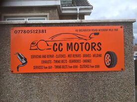 CC MOTORS WISHAW