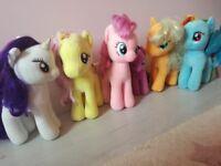5 x My Little Pony