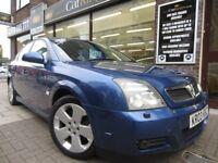 VAUXHALL VECTRA 3.2 i V6 24v GSi 5dr (blue) 2003