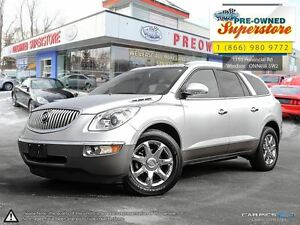 2010 Buick Enclave CXL - Leather Interior!