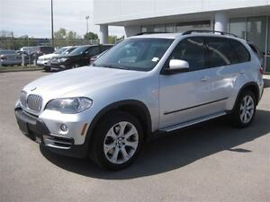 2007 BMW X5 4.8i-AWD-Leather-Sunroof-LOW KMS!!!