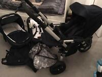 Jane Slalom 3 in 1 Buggy with loads of accessories