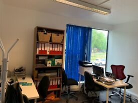 All inclusive private or shared office space for up to 10 person at SE16
