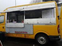 Food Van LDV Maxus 2008 3.5t