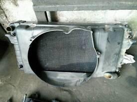 Land rover discovery 3.9 v8 radiator