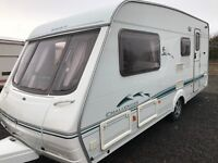 Swift Challenger 520 SE 4/berth 2004 17ft motor mover awning px welcome