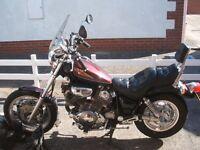 For sale or swap Yamaha virago 1100