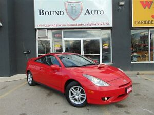 2005 Toyota Celica GT,LEATHER,ROOF,POWER GROUP,ACCIDENT FREE
