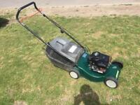 Petrol lawnmower in good working order £45