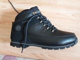 Genuine Black Firetrap Boots uk 10