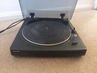 Record player, great condition, fully working
