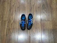 Football boots Adidas size 7.5