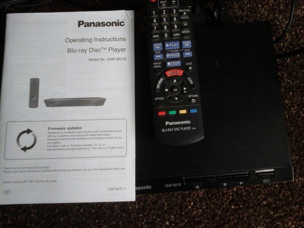 Sony Bravia 40 inch colour television, Humax Foxsat-HDR recorder, Panasonic  Blu-ray Disc Player   in Corstorphine, Edinburgh   Gumtree