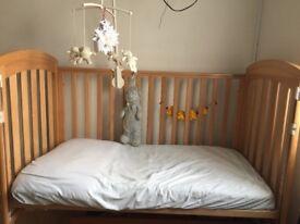 Bedside Cot