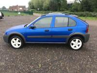 ROVER STREETWISE 2004 1 YEAR MOT DIESEL HALF LEATHER DRIVES LOVELY
