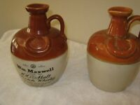 Pair of Whisky Jugs