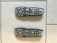 Sky remotes for sale