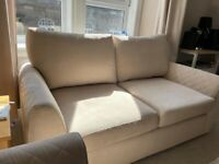 2x Electron Sofas DFS (1x sofa bed)
