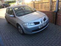 Renault megane 1.4 3door £1050ono may swap or px