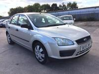 FORD FOCUS 1.6 LX AUTOMATIC 5 DOOR 2006 / FULL SERVICE HISTORY / HPI CLEAR / 12 MONTH MOT / 2 KEYS
