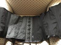 Steel Boned Corset-worn once
