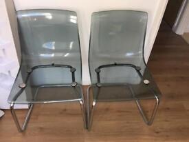 2x Ikea chairs