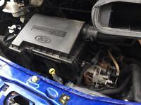 FORD TRANSIT 2.2 ENGINE COMPLETE WITH GEARBOX MK7