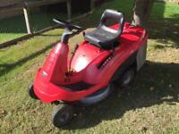 Honda 1211 ride on lawn mower great condition