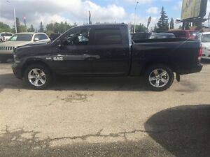 2015 Ram 1500 FULLY LOADED WITH LOTS OF WARRANY LEFT BEST PRICES Edmonton Edmonton Area image 4