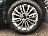 2013 (13 reg) Citroen C4 1.6 HDi 16v VTR+ 5dr Turbo Diesel Liw Miles