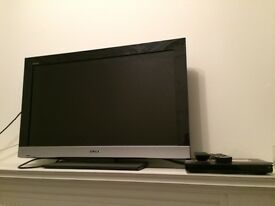 "Sony Bravia LCD TV 32"" and DVD Player with selection of DVDs for sale"