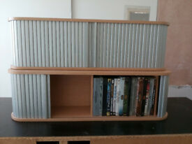 dvd/video storage units