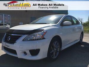 2013 Nissan Sentra $107.08 BI WEEKLY! $0 DOWN! CERTIFIED