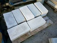 Brand new 440x220 paving slabs stepping stones