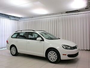 2013 Volkswagen Golf Wagon VW CERTIFIED! Low KMs!! 2.5L! Heated