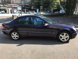 2003 Mercedes-Benz Automatic with 1 year MOT and 65,000 miles