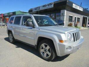 2010 Jeep Patriot Sport North Edition 4x4 Automatic Heated Seats