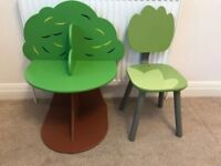Mother care Toddler Table and chair