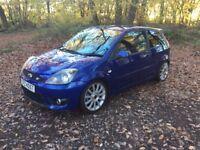 Ford Fiesta ST 2007 79k 10 Months MOT!
