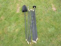 Chimney Brush / Drain Rods