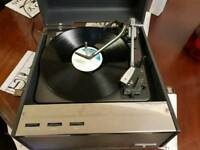 Vintage Garrard turntable