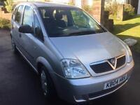 Vauxhall mervia spares/repairs £595
