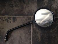 gilera dna 50 125 180 right mirror