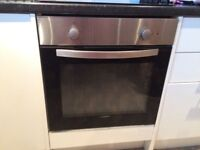 Stainless Steel Single Oven