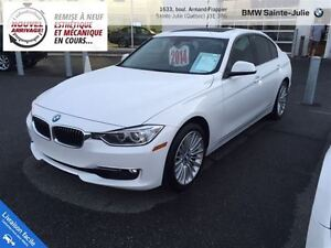 2014 BMW 328I xDrive + Navigation + Cuir + Toit ouvrant