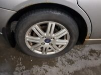 """15"""" ALLOY WHEELS FOR FORD FOCUS 4STUD"""