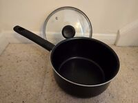 Tefal Frying Pan / Wok and Pan with Lid