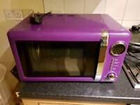 Microwave brand new
